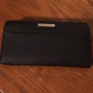 Dana Buchman black wallet.